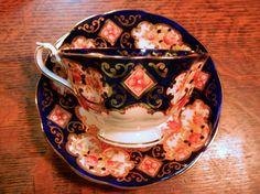 Pair of Royal Albert English Bone China by GinasTreasureTrove, $44.95