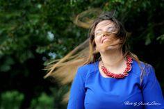 KLASYCZNY WDZIĘK - Modelka: Monika Kowalska fot. Jacek Litwin