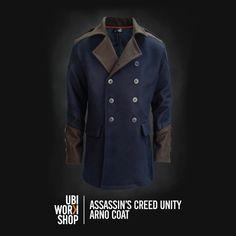 Assassin's Creed Unity – Arno Coat - Ubiworkshop.com
