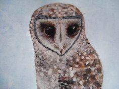 scooty owl/ uil www.suzanvdberg.nl