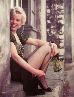 A few facts about marilyn!