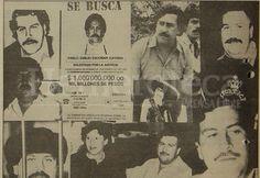 Pablo Escobar huyó de la cárcel el 21 de julio de 1992. (Foto: Hemeroteca PL)