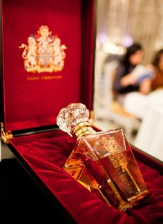 Clive Christian the most expensive perfume in the world!