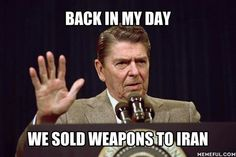 FACT OR FICTION?   TRUTH BE TOLD:   A Tribute To The Selective Republican Memory:  HE LIED; ''It was not trading arms for hostages,'' Mr. Reagan said, ''because we weren't doing anything for the kidnappers.'' Investigations showed that some profits from the arms sales actually were paid to a group that was financing the kidnappers.