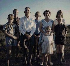 Godfrey and Family