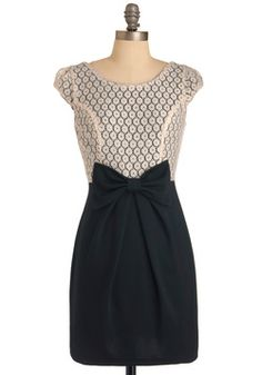 A Lace in Mind Dress, #ModCloth