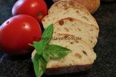 Die Einfachste Ciabatta Ever – locker – leicht – luftig  « kochen & backen leicht gemacht mit Schritt für Schritt Bilder von & mit Slava