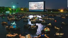 Beautiful outdoor cinemas - CNN.com