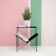 "680 Beğenme, 1 Yorum - Instagram'da hipicon.com (@hip_icon): ""Brand: Gliese Design / @gliesedesign Soft colors and linear design ➕ Available on hipicon.com 🚀"""