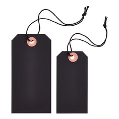 Chalkboard Gift Tags in Assorted Sizes | $5.99 (Pkg/10)