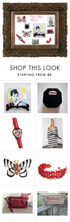 """ETSY Shop United Style"" by pippinpost ❤ liked on Polyvore featuring Betty Boop, Liz Claiborne and etsyshopsunited"