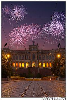 München - München Maximilianeum/Bayerischer Landtag by Tour-X.de