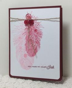 Soaring by Luanne Ford - Cards and Paper Crafts at Splitcoaststampers