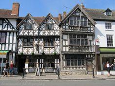 Stratford-Upon-Avon.- England