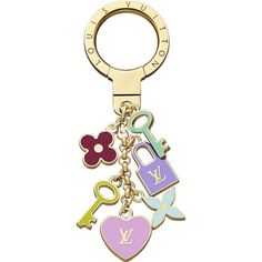 4fac3c2777a1 Louis Vuitton Pretty Charms Key Holder ,Only For $108.99,Plz Repin ,Thanks.