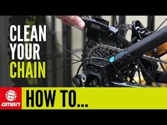How To Get A Perfectly Clean Chain + Drivetrain | Mountain Bike Maintenance - YouTube