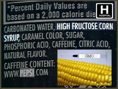 High-Fructose Corn Syrup Invasion