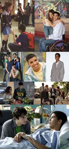 """I was a fan of Drake before he was a rapper. DEGRASSI!"" ....(not that I'm a fan of him a a rapper, I don't like rap)"