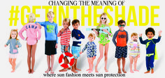 UPF 50+ Fashion Sun Protection for Kids | Shade Critters