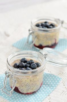 Chia Puding, Diet Recipes, Cooking Recipes, Healthy Recipes, Sweet Desserts, Dessert Recipes, Low Carb Diet, Quick Meals, Superfood