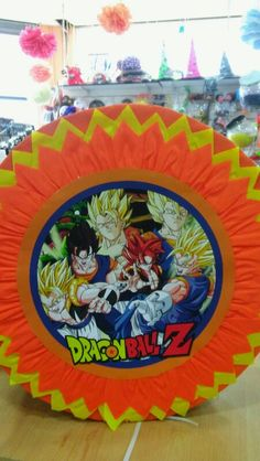Piñata de Dragon Ball Z