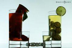 Bebidas contrastadas