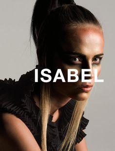 Natasha Poly for Isabel Marant Spring Summer 2015