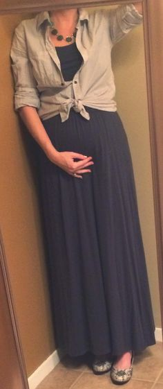 Maternity style, 21 weeks #pregnancy #fashion #maternitystyle,