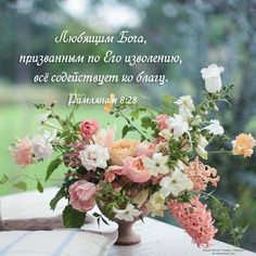 christliche Postkarte 34 Psalm 71 Geburtstag Blumen