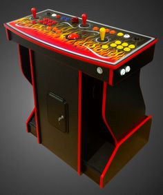 Pedestal Arcade System