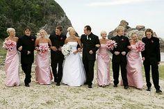 Fotos criativas casamento