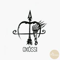 "OXOSSI - DA SÉRIE: ""AS ARMAS DOS ORIXÁS"" - See https://s-media-cache-ak0.pinimg.com/originals/46/61/1f/46611f713dd9496922a1a1aadd2baa96.jpg"