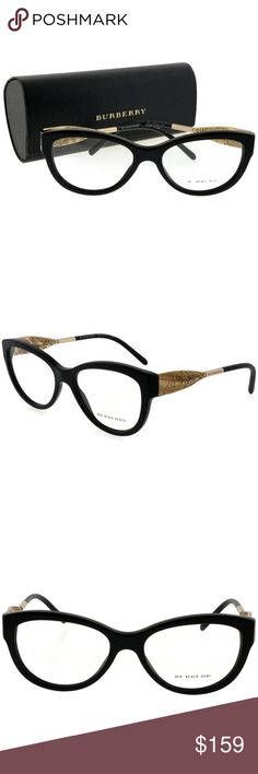 ec136a43168a BURBERRY BE2210-3001-53 EYEGLASSES New gorgeous authentic Burberry BE2210- 3001-53