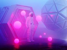 Bevel designed by MadeByStudioJQ. Presentation Backgrounds, Space City, American Games, Saint Charles, Fantasy Landscape, Silver Spring, San Luis Obispo, Art Studies, Graphic Design Posters