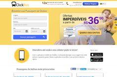 ClickBus estreia na TV aberta para promover e-commerce e o setor rodoviário