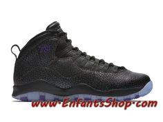 2f848423ec21 Air Jordan 10 Rreto Paris City Pack 310805-018 Chaussures Jordan Officiel  Pas Cher Pour