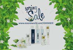 🌱JARO má ZELENOU🌱 Přivolejme Jaro ESSENS vůněmi za skvělou cenu🌼🌷 The SPRING has GREENWELCOME SPRING with ESSENS FRAGRANCES for  EXCELLENT…