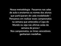 Diretoria de Ensino de Barretos - Município de Olímpia - Escola Eloi Lopes Ferraz Doutor  - Temática esporte na escola e na comunidade - Projeto 100% Esporte.