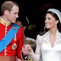 *PRINCE WILLIAM & PRINCESS KATE ~ Royal Wedding