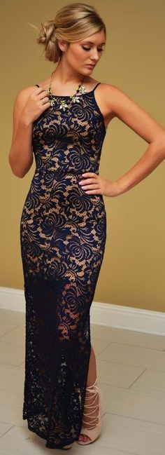 Elegant Affair Maxi Dress
