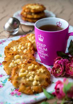 gluteenittomat teeleivät / gluten free biscuits (kinuskikissa)