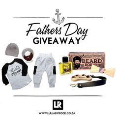 We have teamed up with the ever cool Houtkappers and Oosty for this awesome Fathers Day Giveaway!