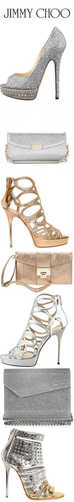 Jimmy Choo = Shoes and Bag Love #jimmychoobags