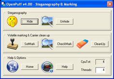 Estenografía: Como esconder un archivo dentro de otro