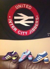 Adidas and Jibbers