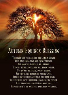 Autumnal Equinox Celebration, Autumn Equinox Ritual, Solstice And Equinox, Vernal Equinox, Summer Solstice, Equinox Spring, Mabon, Samhain, Autumn Witch