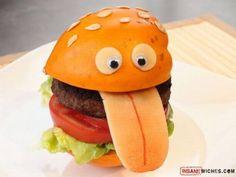 Cool Kid Sandwich