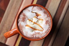 Salted Caramel Hot Chocolate via @janemaynard (twfd)