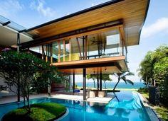 Fish House By Guz Architects - Singapore