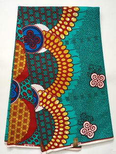 A personal favorite from my Etsy shop https://www.etsy.com/listing/483107204/african-print-fabricdutch-wax-ankara